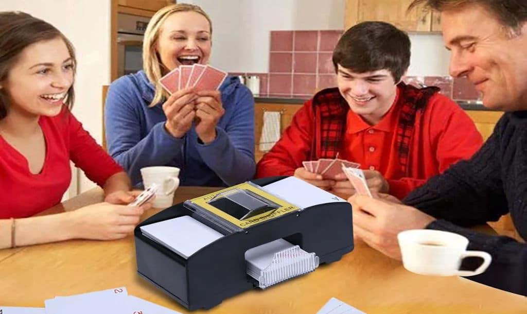 Best Automatic Card Shuffler