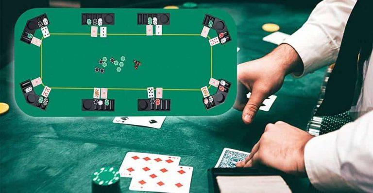 best poker table tops