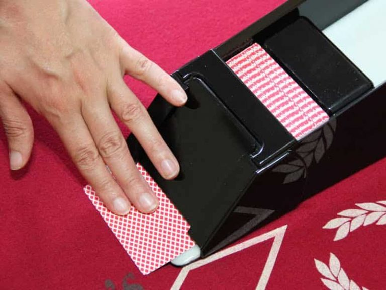 Best Playing Card Dealing Shoes